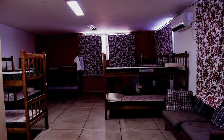 Central Hostel - Hotéis no centro do Rio de Janeiro