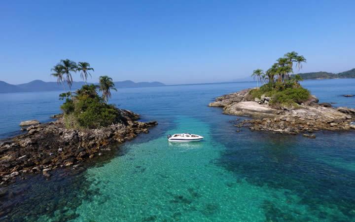 Ilhas Botinas - Angra dos Reis RJ