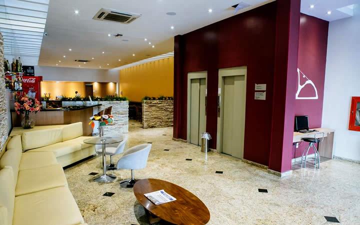 Pompeu Rio Hotel - Hotéis no centro do Rio de Janeiro