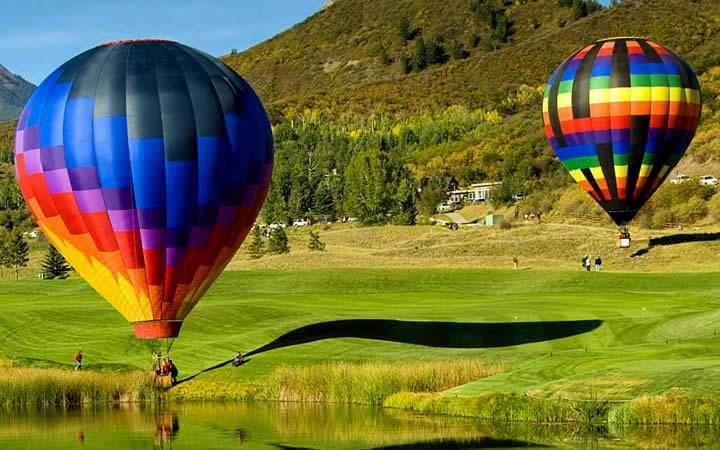 Boituva passeio de balão