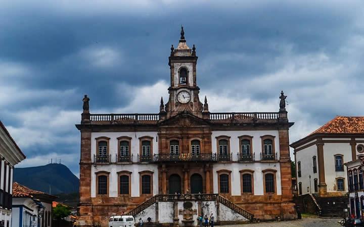 Construção Ouro Preto