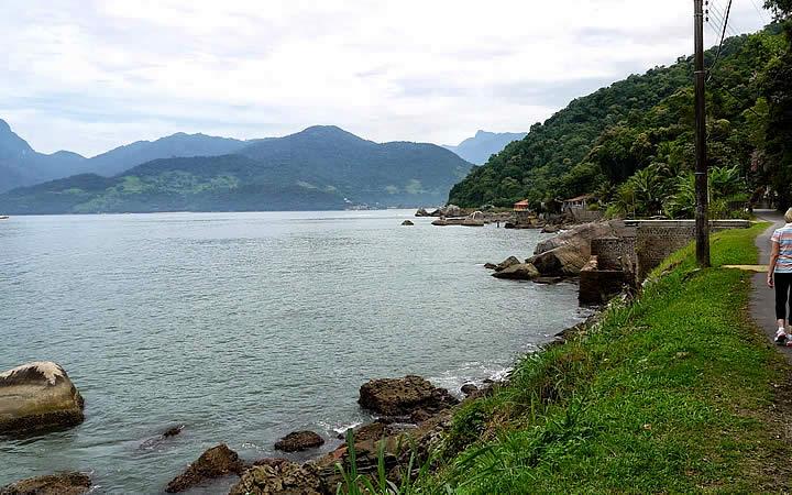 Praia da Ribeira RJ