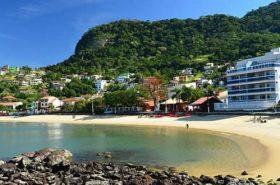 Praia de Ibicui RJ