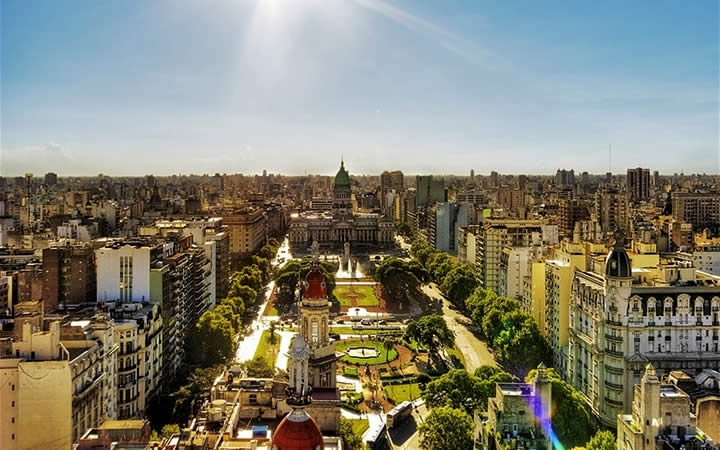 Buenos Aires - Argentina Vista Aéreas