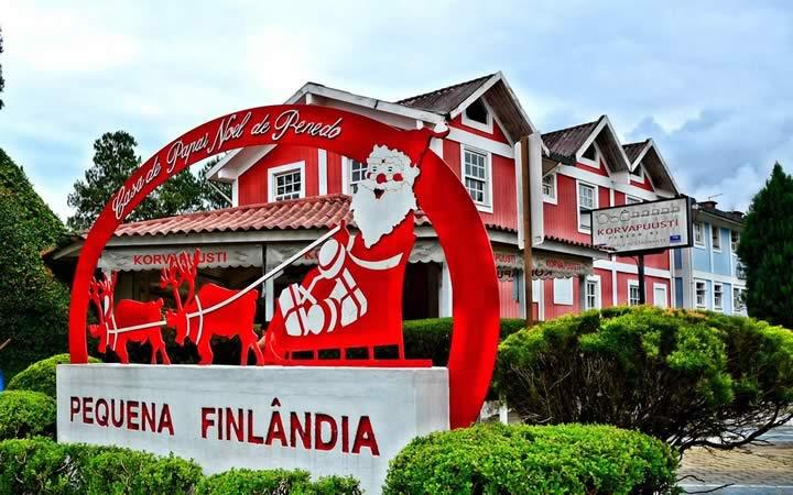Casa do Papai Noel - Penedo