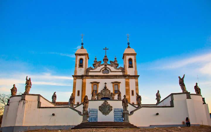 Igreja Bom Jesus do Matosinho