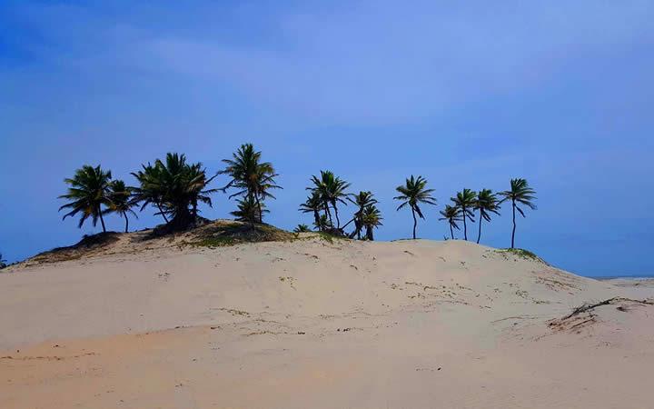 Mangue Seco - Praia Aracaju