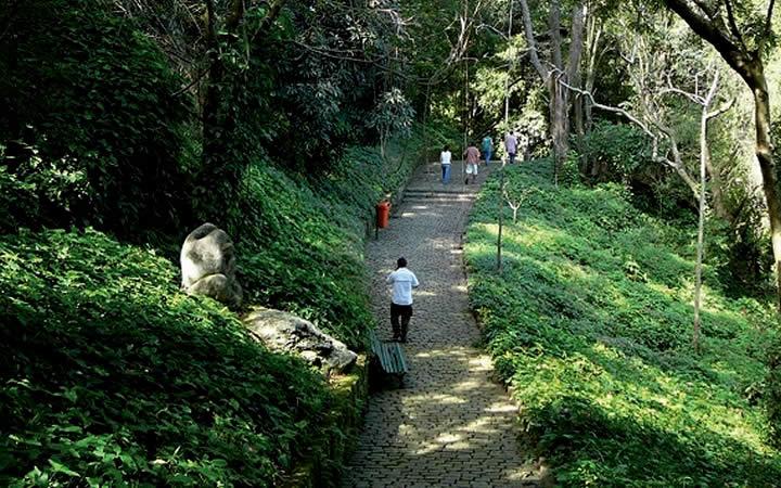 Parque da Catacumba - Viajar com crianças
