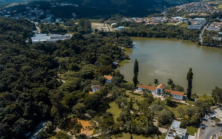 Parque da Águas - Vista Aérea