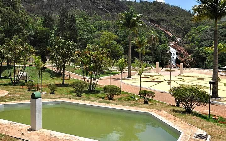 Parque Ecológico de Congonhas MG