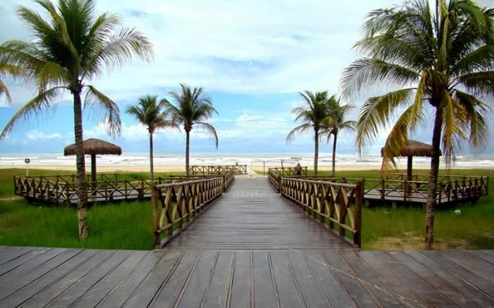Praia de Aruana Aracaju