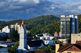 Vista Aérea Joinville