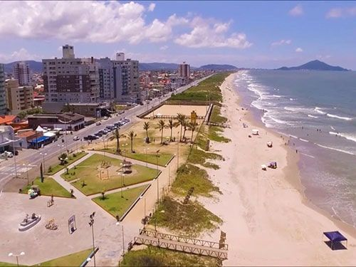 Praia de Navegantes SC