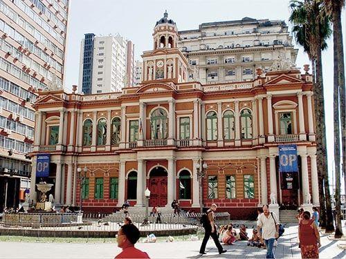 Prefeitura Velha de Porto Alegre