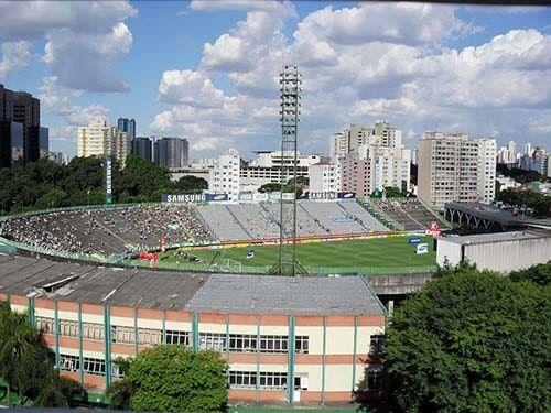Estádio de Futebol Barra Funda SP