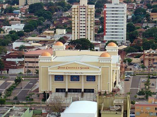 Igreja Universal em Campo Grande MS