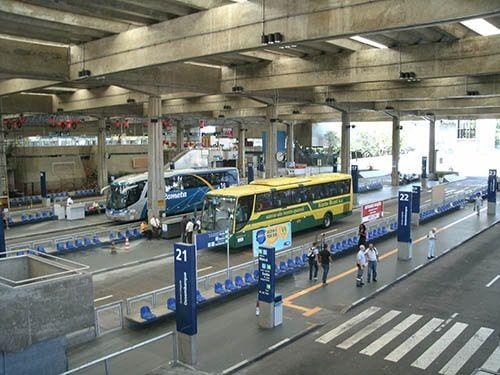 Terminal Jabaquara São Paulo