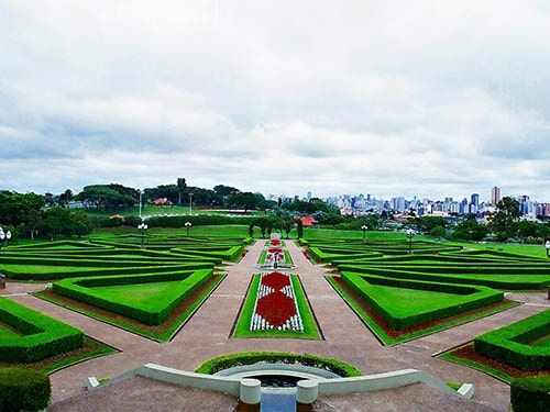 Jardim Botânico em Curitiba PR