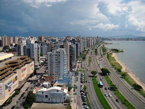 Avenida Beira Mar Florianópolis SC