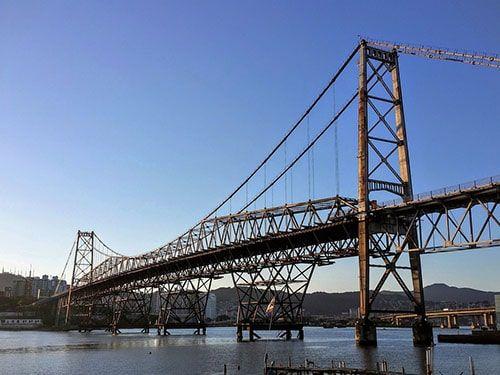 Ponte em Florianópolis SC