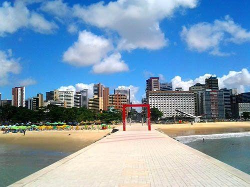 Espigão da Beira Mar de Fortaleza CE