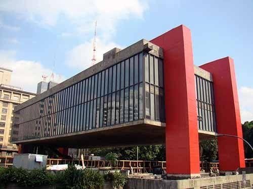 Museu de Artes São Paulo SP