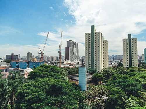 Prédios em São Paulo SP