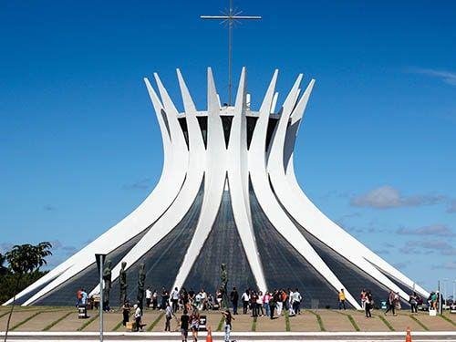 Catedral Metropolitana de Brasília DF