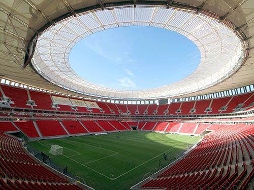 Estádio Nacional de Brasília DF