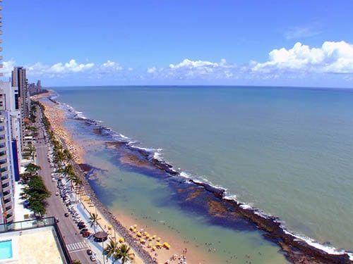 Orla de Boa Viagem Recife PE