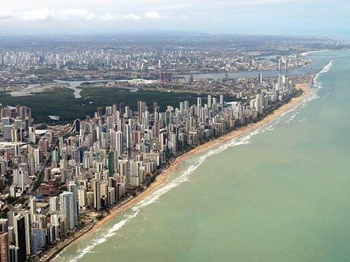 Praia Recife PE